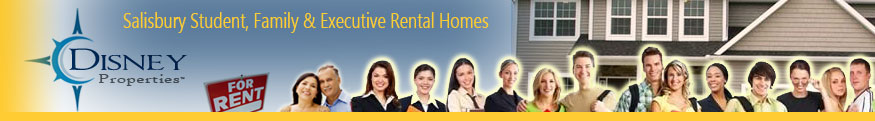 rental properties in salisbury md